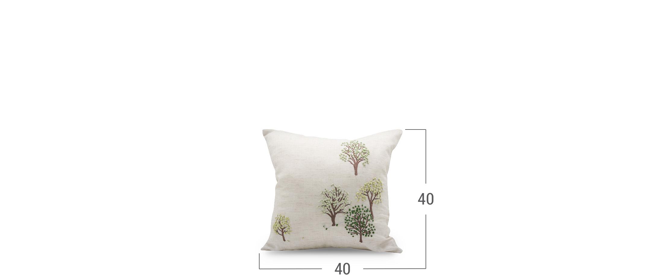 Подушка декоративная Дерево 4010